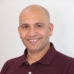 Prof. Jihad El-Sana